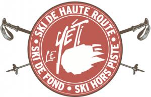 Logo Yéti vintage